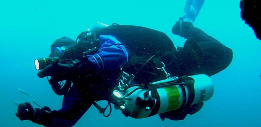 Air Diluent Deco Pro Closed Circuit Rebreather Kurs
