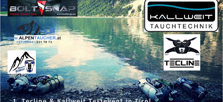 Tecline & Kallweit Testevent in Tirol