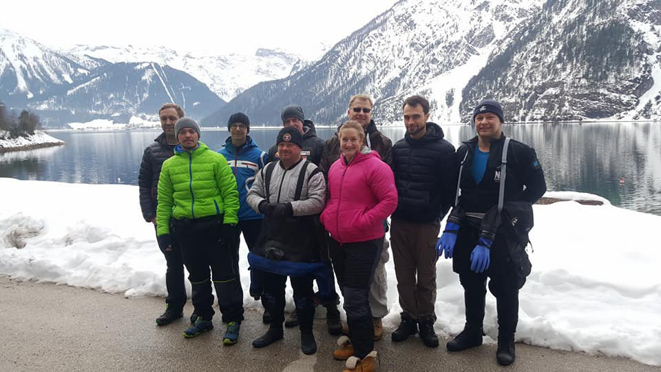 Training Alpen Tekkies Tirol